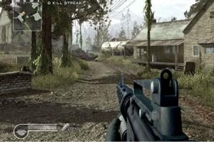 Call Of Duty 4 Bonus Round