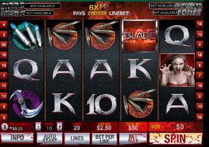 Blade Slot Screenshot
